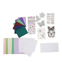 Crafter's Companion Stamps andDiesBundle