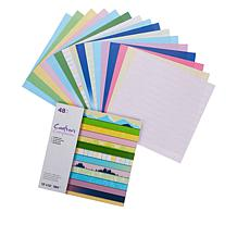 "Crafter's Companion Staycation 48-Sheet 12"" x 12"" Paper Pad"