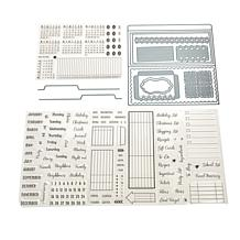 Crafter's Companion Ultimate Organizer Stamps and Dies Bundle