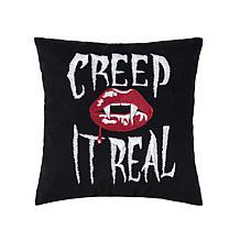 Creep It Real Pillow