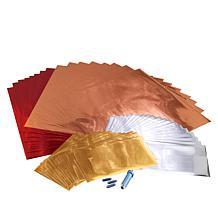 Cricut® Foil Transfer Tool Kit with 76 Foil Sheets