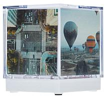 Cubee Photo Cube with Photo LIVE-AR Technology