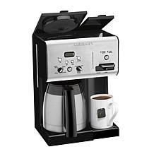 Cuisinart 10-Cup Programmable Coffeemaker with Hot Water System