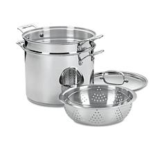 Cuisinart Chef's Classic Stainless 12 Qt. Pasta/Steamer Set