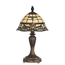 Dale Tiffany Creamy Beige Lamp