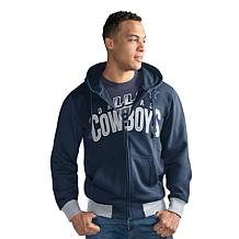 Dallas Cowboys Hoodie and Tee Combo
