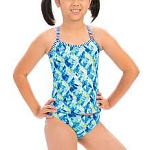 Dolfin Uglies Girl's 2-piece Tankini Set