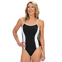 Dolfin Women's Straight Back Moderate Lap Suit
