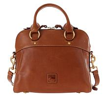 Dooney & Bourke Florentine Leather Cameron Satchel