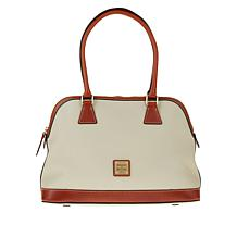 Dooney & Bourke Pebble Leather Shaina Satchel
