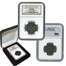 East India Company $10 Coin from the Gardiner Shipwreck