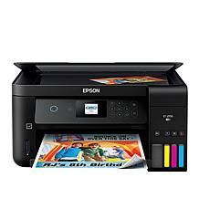 Epson EcoTank All-in-One Wireless Supertank Printer w/2 Years of Ink