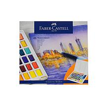 Faber-Castell Watercolor Pan Set of 48