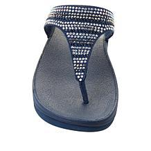 40d91f96aeb941 ... FitFlop Flare Strobe Toe Post Sandal