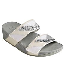 FitFlop Mina Ombre Glitter Slide Sandal
