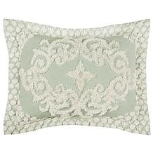Florence 100% Cotton Tufted Chenille Sham - Standard