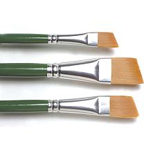 Folk Art One-Stroke Brush Set