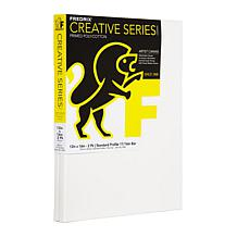 """Fredrix Creative Series Traditional Stretched Canvas 2-pack 12"""" x 16"""""""