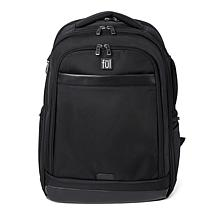 """FUL Agent Business Backpack with 17.5"""" Laptop Pocket"""