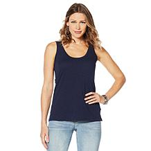 G by Giuliana Slub Knit Tank Top