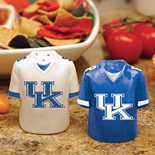 Gameday Ceramic Salt and Pepper Shakers - Kentucky