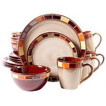 Gibson Casa Estebana 16-piece Dinnerware Set