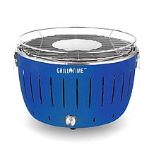 "Grill Time Tailgater GT 12.5"" Portable Charcoal Grill with Accessories"