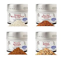 Gustus Vitae 4-pack of Home Chef Essentials Seasonings