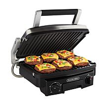 Hamilton Beach Proctor Silex® 5-in-1 Indoor Grill/Griddle