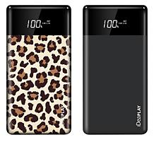 iDeaPLAY 10000mAh Power Bank 2-pack with Case