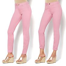 IMAN Global Chic Luxury Resort 360 Slimming Girlfriend Jean