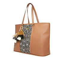 ... IMAN Global Chic Luxury Resort Getaway Handbag ... f60a7a2db1754