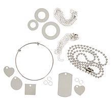 ImpressArt Stamp It Yourself Jewelry Bundle