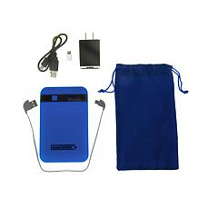 instaCHARGE 11,000 mAh Portable Device & Phone Charger