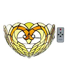 It's Exciting Lighting Battery Powered Wall Sconce