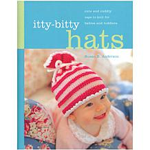 """""""Itty-Bitty Hats"""" Book by Susan B. Anderson"""