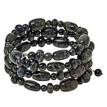 Jay King Kabamba Stone Coil Bracelet
