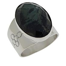 Jay King Sterling Silver Kabamba Stone Ring