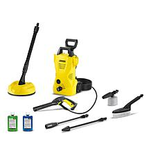 Karcher 1600 PSI K2 Pressure Washer with Car & Home Kit