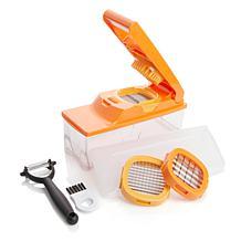 Kitchen Master Slicer/Dicer with Peeler Tool
