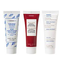 Korres 3-Piece Ultimate Moisturizing Set
