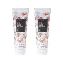 Korres White Blossom Body Butter Duo