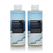 Korres White Grape Shower Gel Duo