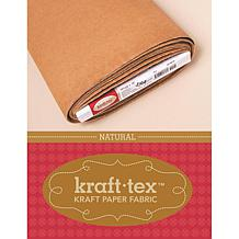 """Kraft-Tex 19"""" x 10-1/2yd. Kraft Paper Fabric - Natural"""