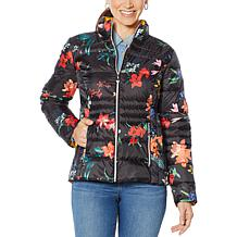 Laurier Packable Water-Resistant Puffer Jacket