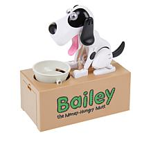 Leading Edge Bailey Dog Coin Bank