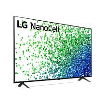 "LG NanoCell 80 Series 2021 65"" 4K Smart UHD TV with AI ThinQ"