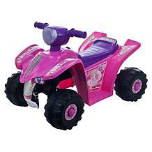 Lil' Rider™ Pink Princess Mini Quad Ride-On 4-Wheeler