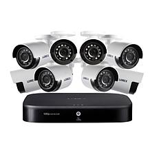 Lorex 8-Channel Security System w/1 TB DVR, 8 Cameras & Voice Control