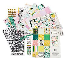 Maggie Holmes Garden Party Paper Crafting Kit